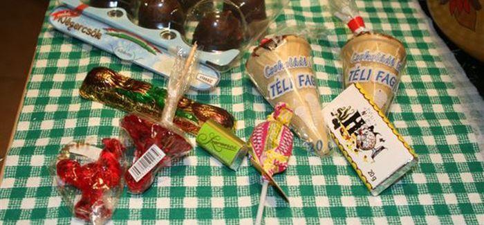 Retró édességek, amiket mindenki imádott