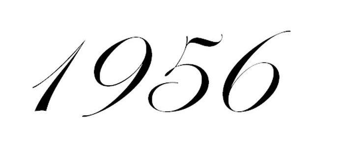 TOP 10 sláger 1956-ban