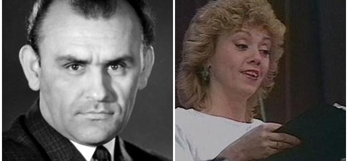 Hofi Géza és Zempléni Mária kedves duettje: Anatevka