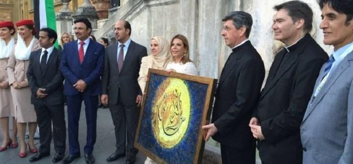 Ilyen volt idén a világhírű Sheikh Mansoor Festival világkonferenciája