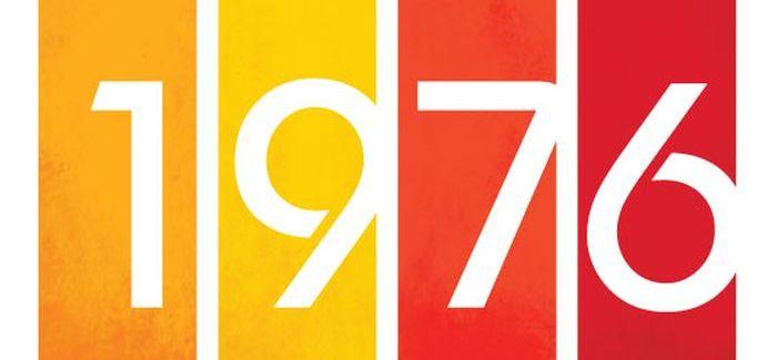 TOP 10 sláger 1976-ból
