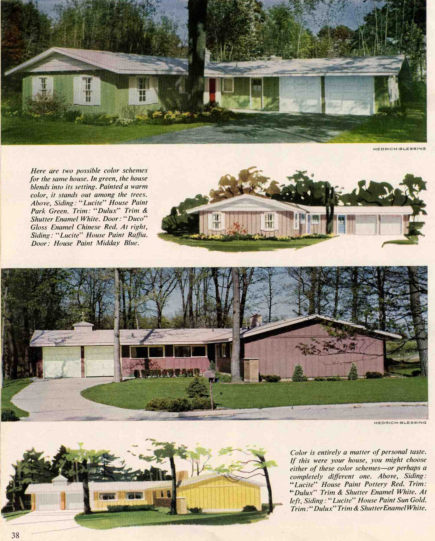 Exterior Paint For A Ranch Style Home 2015 Home Design Ideas