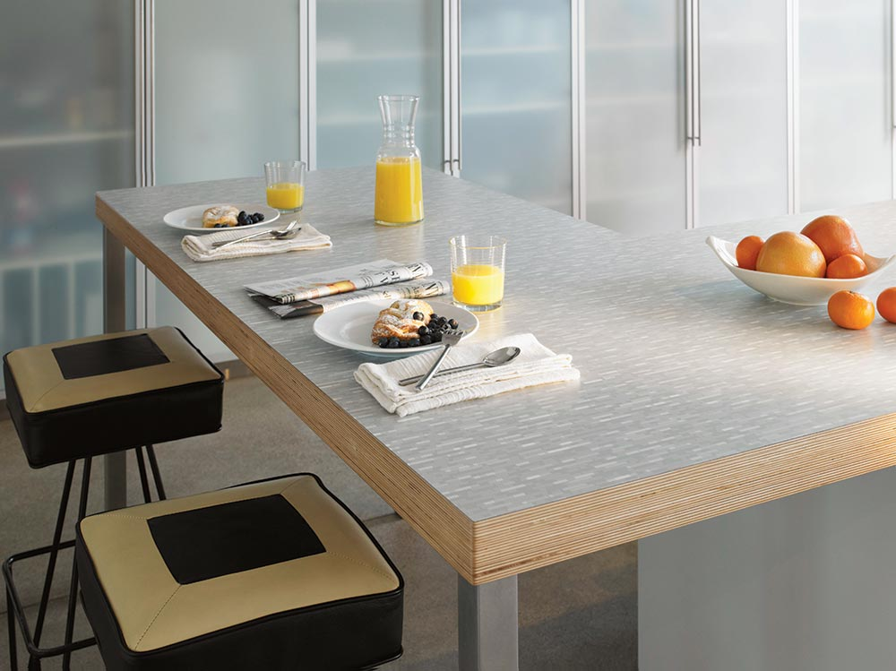 Breaking News Formica 39 S 100th Anniversary Designs Include Retro Style Counter Top Patterns And