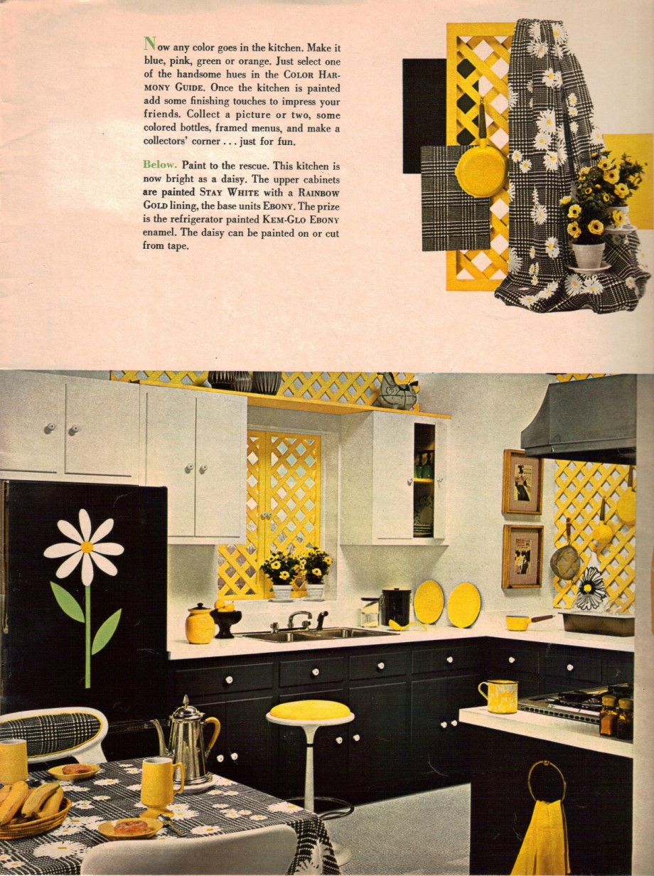 Yellow Kitchen Design Ideas Yellow Kitchen Ideas Photo 16 Ideas Design Decorating Photos Yellow