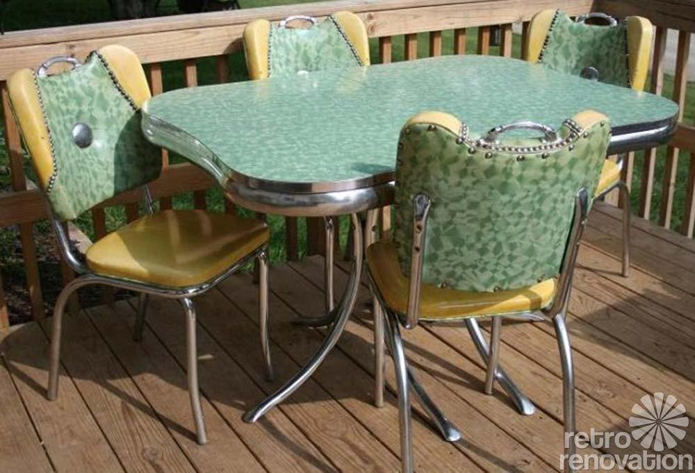 Dinette Sets Retro Renovation