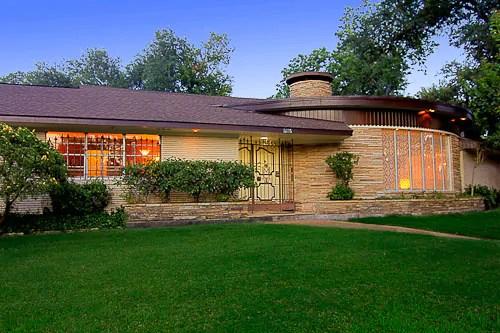Swankienda, Indeed: 1957 Time Capsule House In Historic Houston