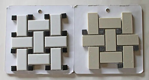 Glazed And Unglazed Tiles Tile Design Ideas