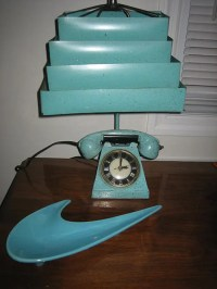 20 dazzling vintage table lamps - Moss, Majestic and more ...