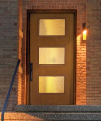 New mid century doors available from Therma-Tru - Retro ...