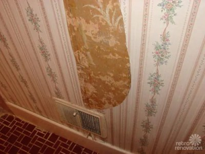 Reader Design Dilemma: Freshening up a beige- and maroon-colored bathroom - Retro Renovation