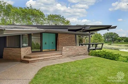 Stunning, Spectacular 1961 Mid-Century Modern Time Capsule House