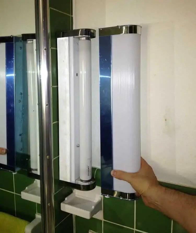 Youtube Bathroom Lighting bathroom light fixture covers - mobroi