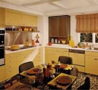 1970s kitchen design