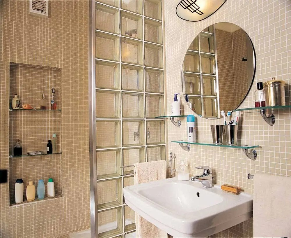 Ceramic Tile Bathroom 1
