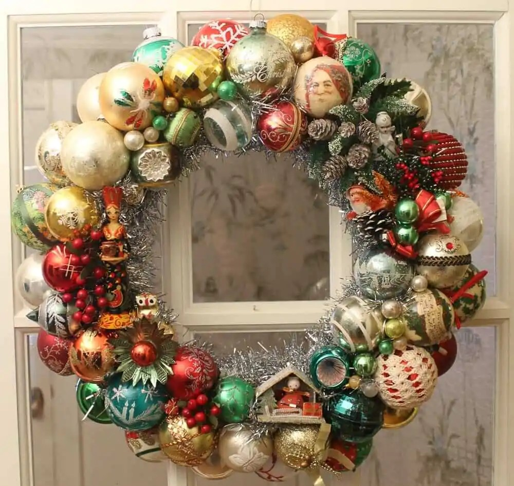Renovation Decoration Ornament Wreath 2 For 2018 Tarnished