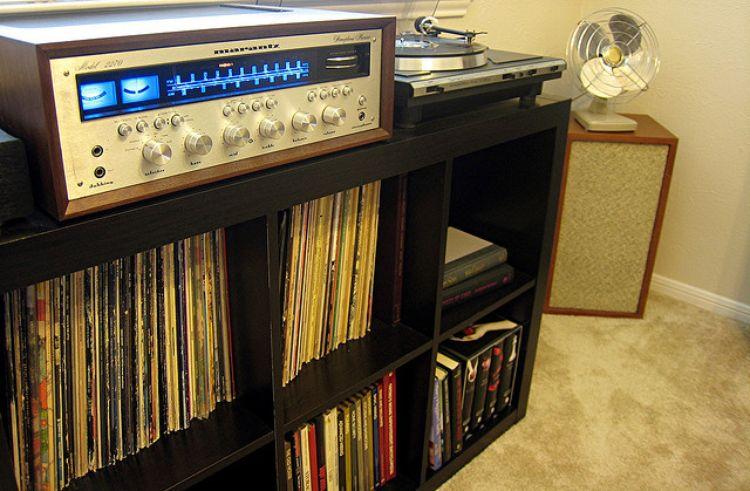 Hi Fi Audio Retro Thing