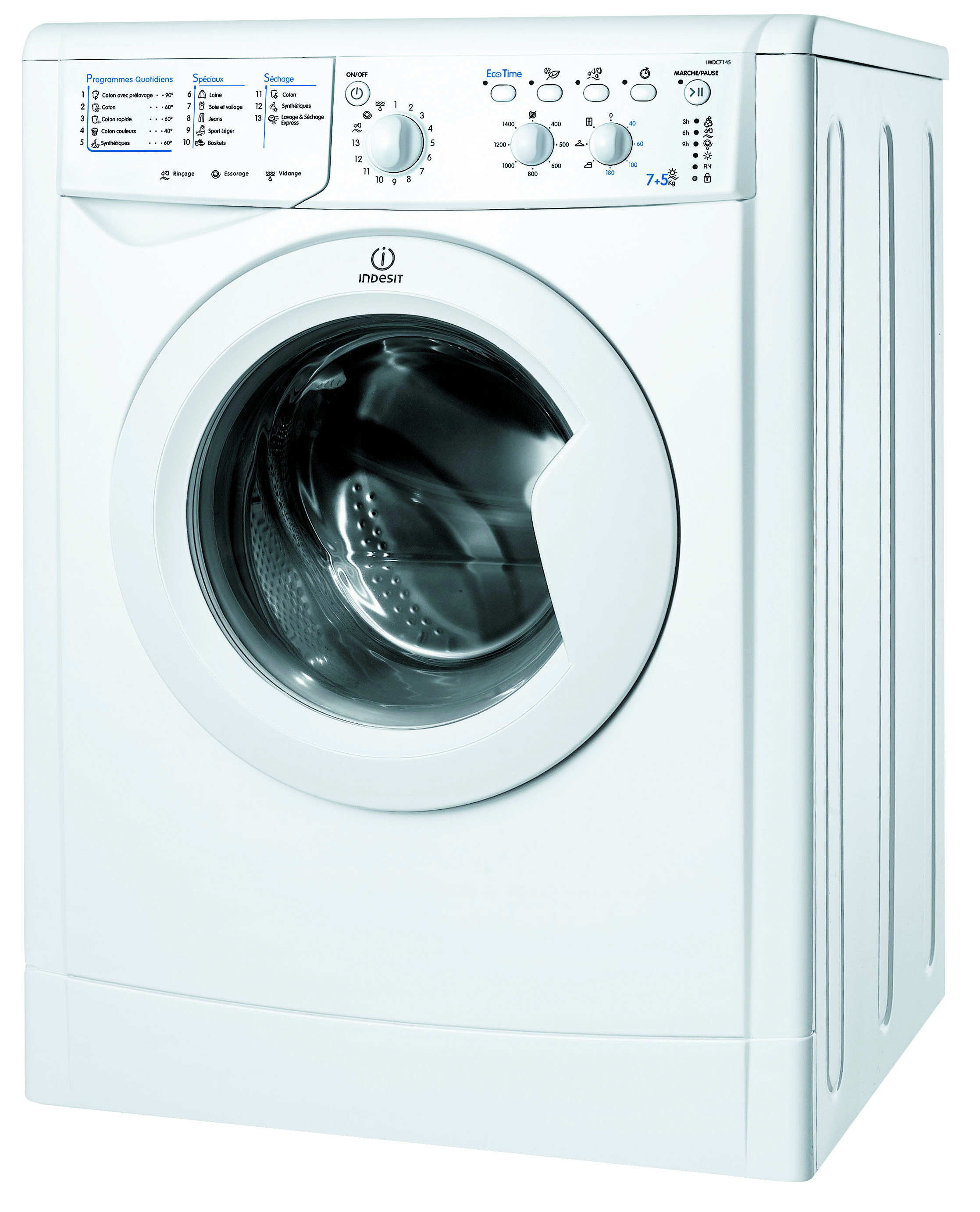 Indesit Iwdc 6125 Brand New Indesit And Hotpoint White Goods From France