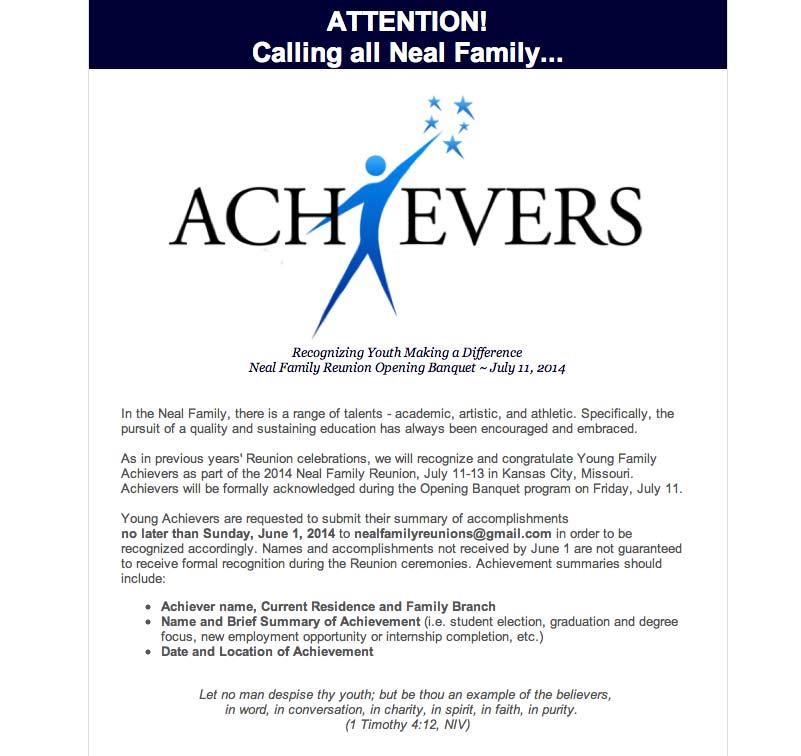 Reunion Invites! - Reunions magazine - family reunion letter templates