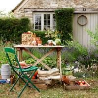 20 Most Beautiful Vintage Garden Ideas - Home Decor & DIY ...