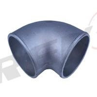 """Rev9Power: Aluminum Elbow Pipe, 90 Degree, 3.5"""" Diameter ..."""