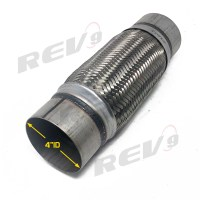 4 Inch Flexible Exhaust Pipe