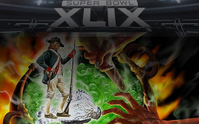 Spirit World WINNER of Super Bowl 49