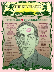 Special We ❤ Lovecraft Issue