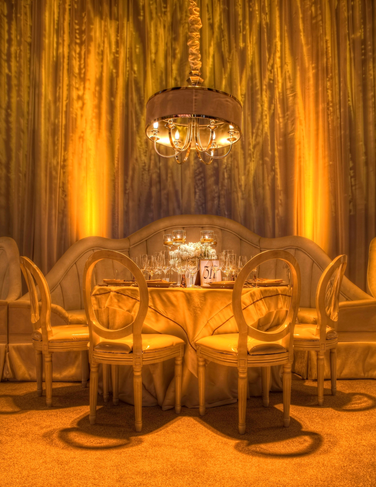 Banquette Deco Stunning Art Deco Event At The Biltmore In Arizona Revelry