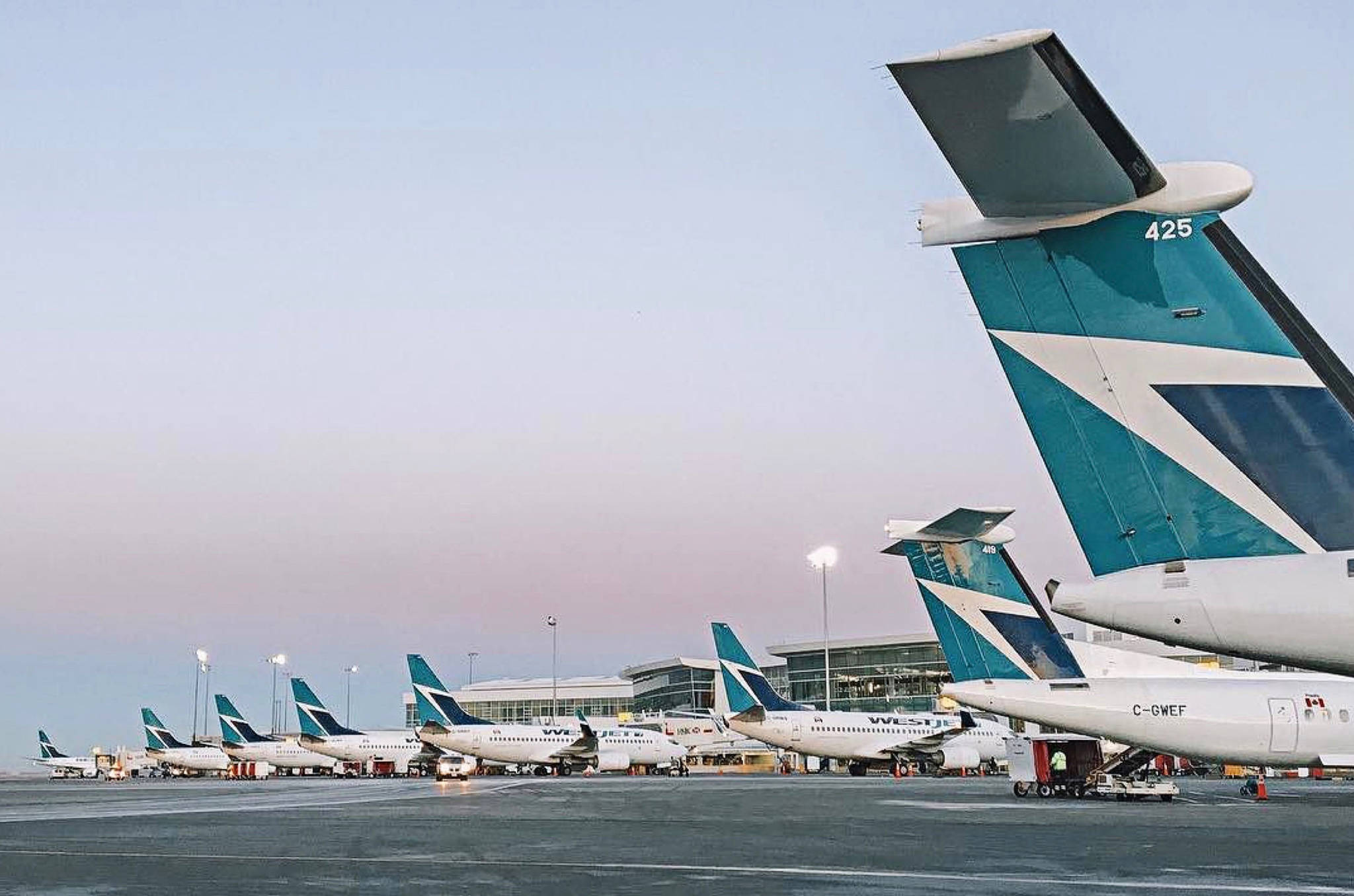 Flights With West Jet Update 55 Westjet Flights Delayed In Significant It Outage