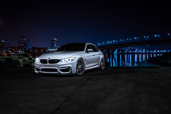 Forza Horizon 3 Wallpaper Hd Bmw At Night City Wallpaper By Jessicanguyen