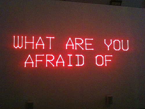 Signs And Quotes Wallpapers What Are You Afraid Of Revandy Org