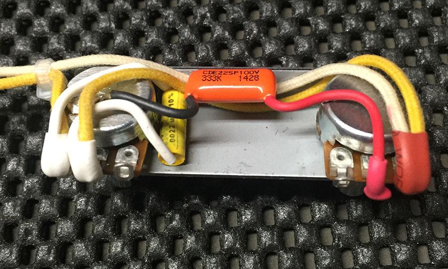 Upgrading Jazzmaster Electronics Part II Wiring Mods Reverb News