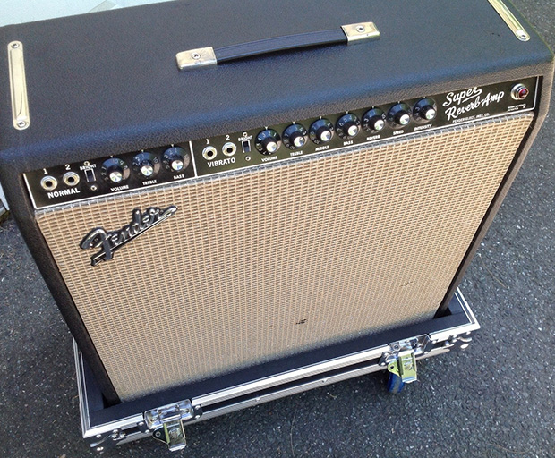 A Guide to Blackface-Era Fender Amps Reverb News