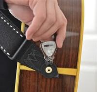 Pick Holder Strap Lock, BoloPick w (4) medium picks | Reverb