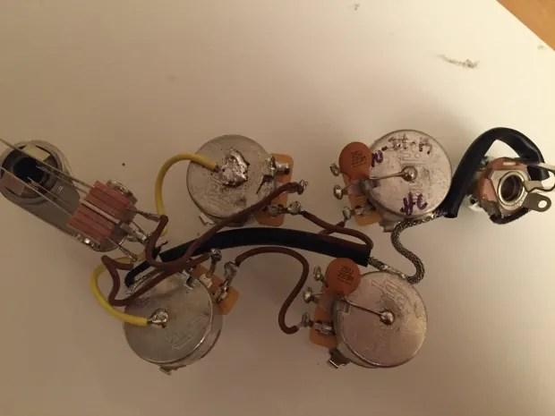 gibson sg wiring harness guitar garage testimonials genuine epiphone