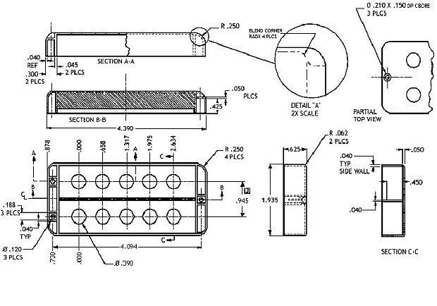circuit description of bass treble circuit
