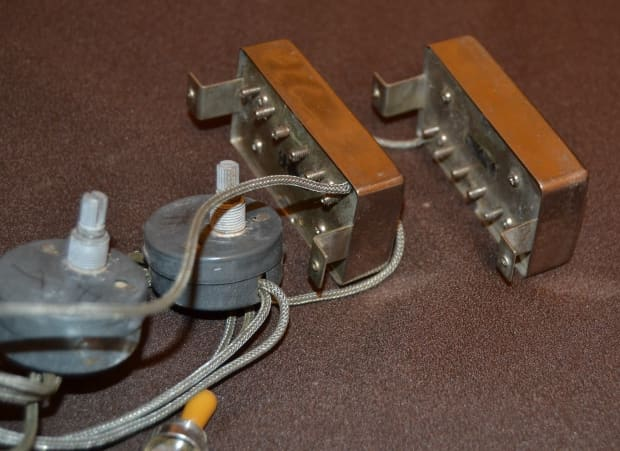 gibson super 400 wiring harness