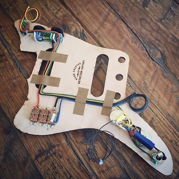 vintage fender jaguar wiring fender vintage jaguar wiring kit pots