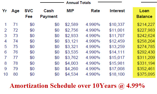 Best Online Amortization Calculators ToughnickelMortgage - mortgage amortization calculator