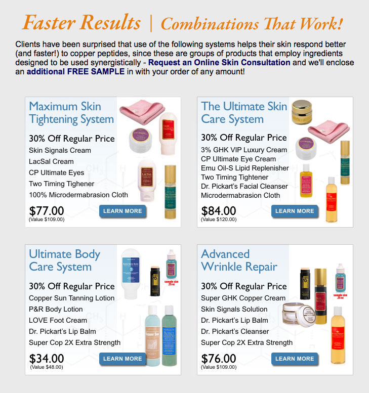 FREE SAMPLE with ALL ONLINE CONSULTATIONS! - Find Out More Below - Topic