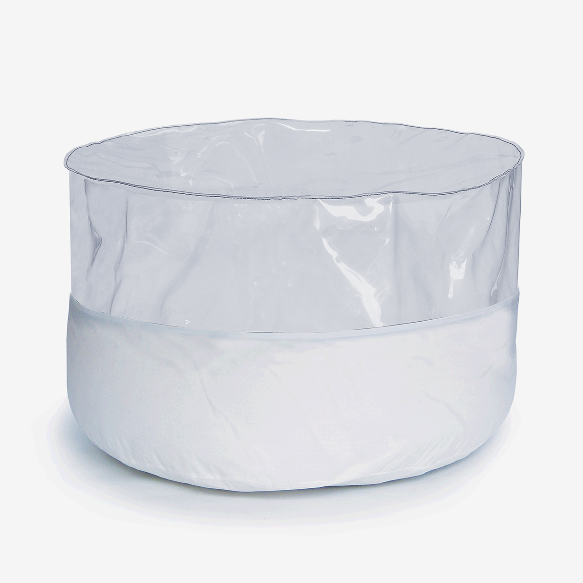 Pouf Rond Pouf Rond Transparent Eco Design Made In France