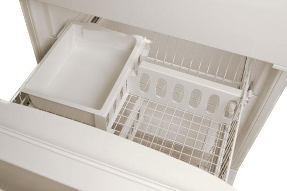 Whirlpool Gb2fhdxwq 219 Cu Ft Bottom Freezer