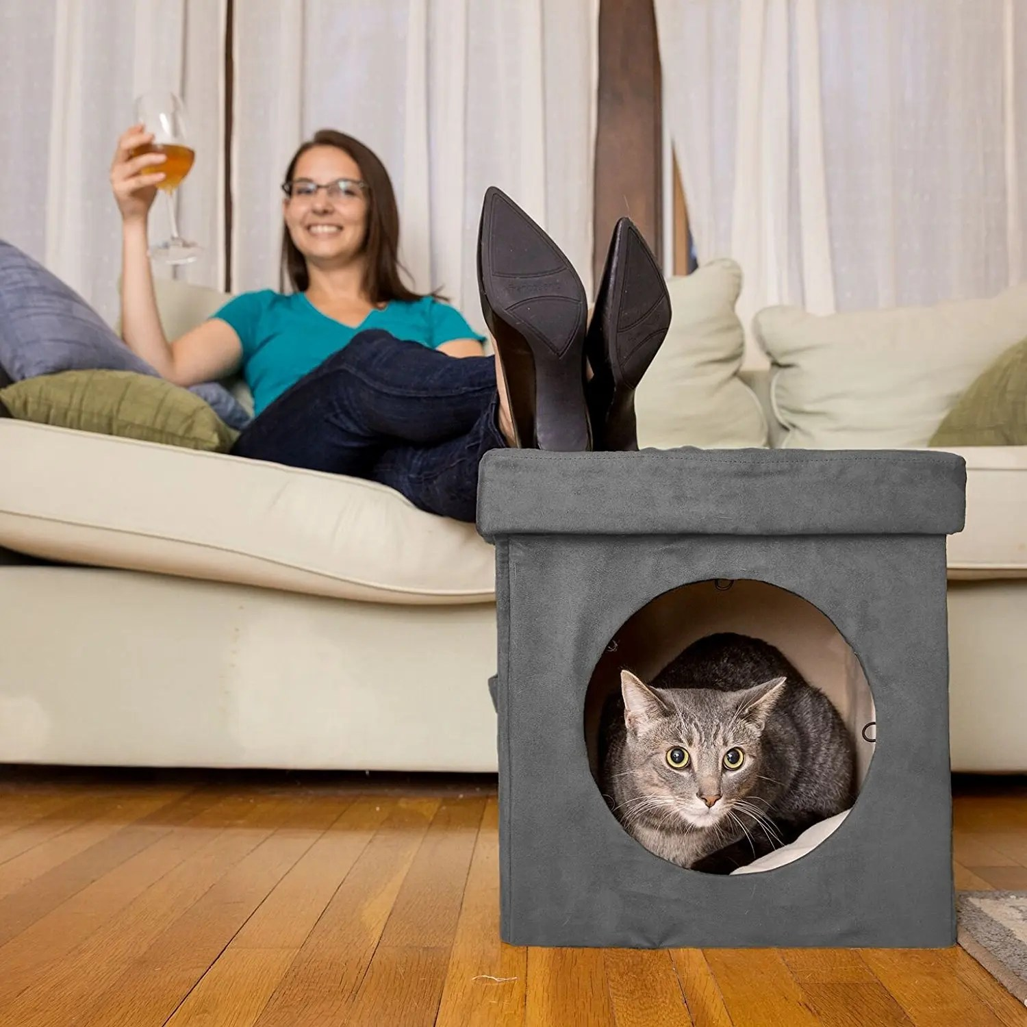 Comfortable Den Furniture The 6 Best Cat Beds For Your Feline Friend How To