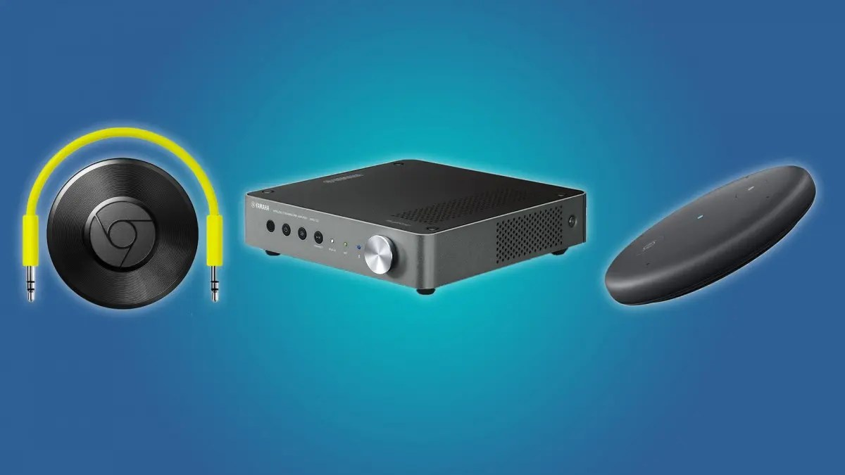 Audio Echo Add Streaming Audio To Your Old Speakers With These Devices