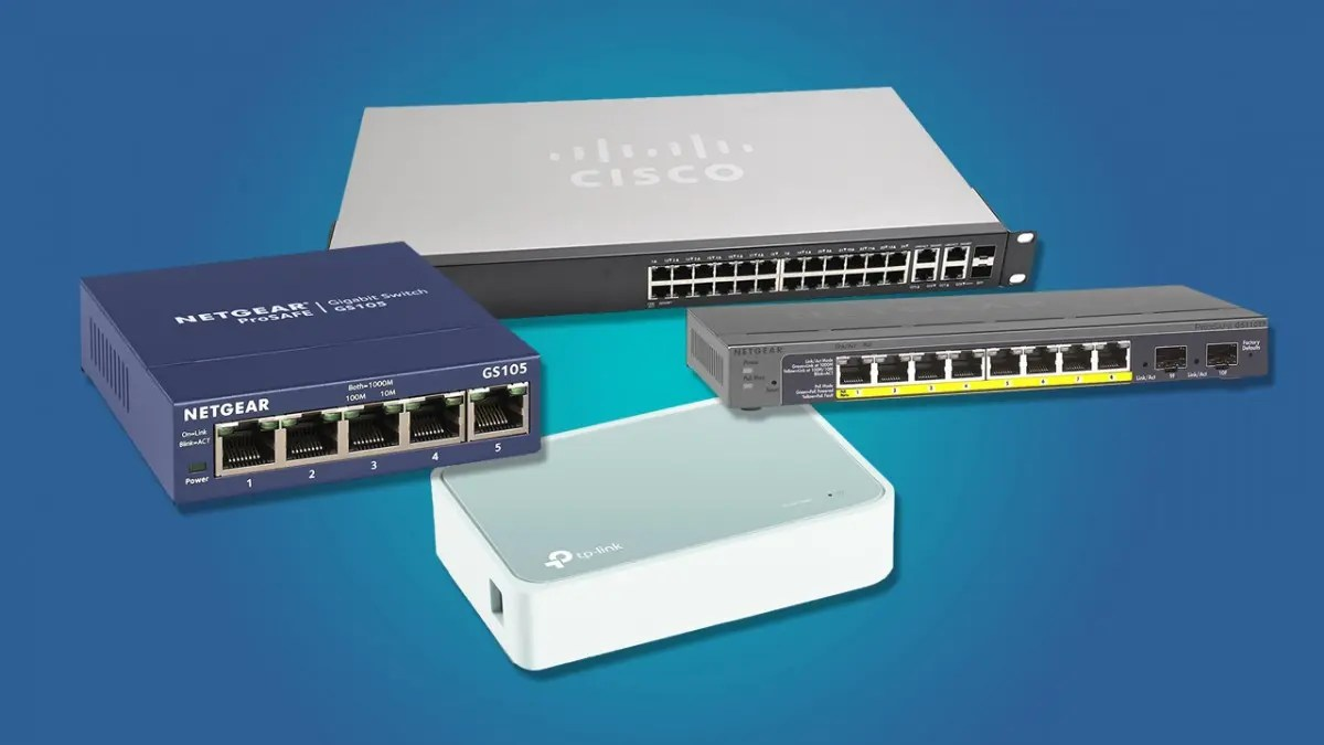 Routeur 8 Ports The Best Home Network Switches To Expand Your Router For Every
