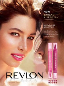 jessica biel revlon commercial 225x300 Top makeup brands of pakistan