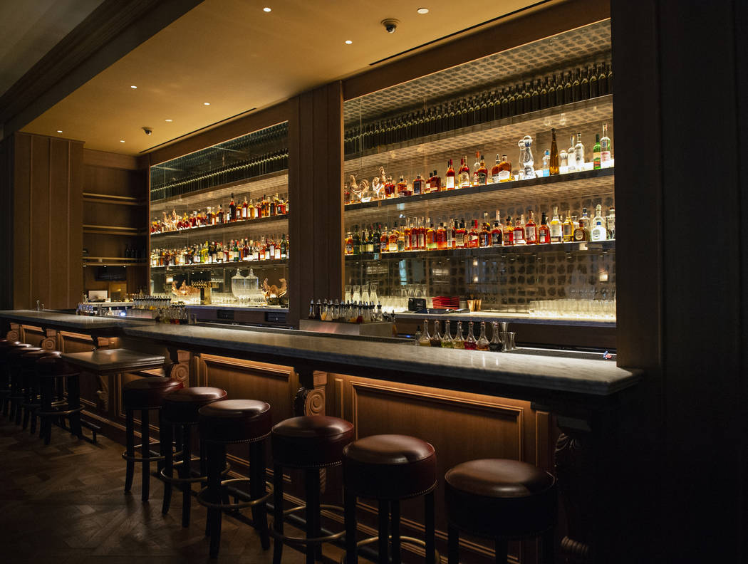 Nomad Restaurant New Las Vegas Strip Resort Nomad Is Not Too Refined To Party Las