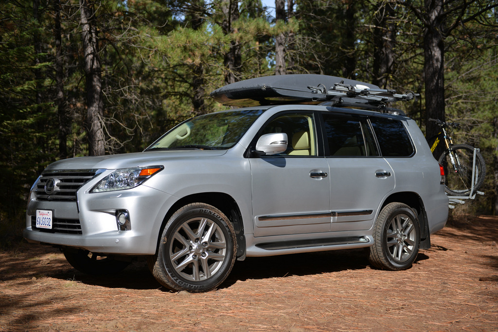 2012 Lexus Lx570 Review Car Reviews And News At