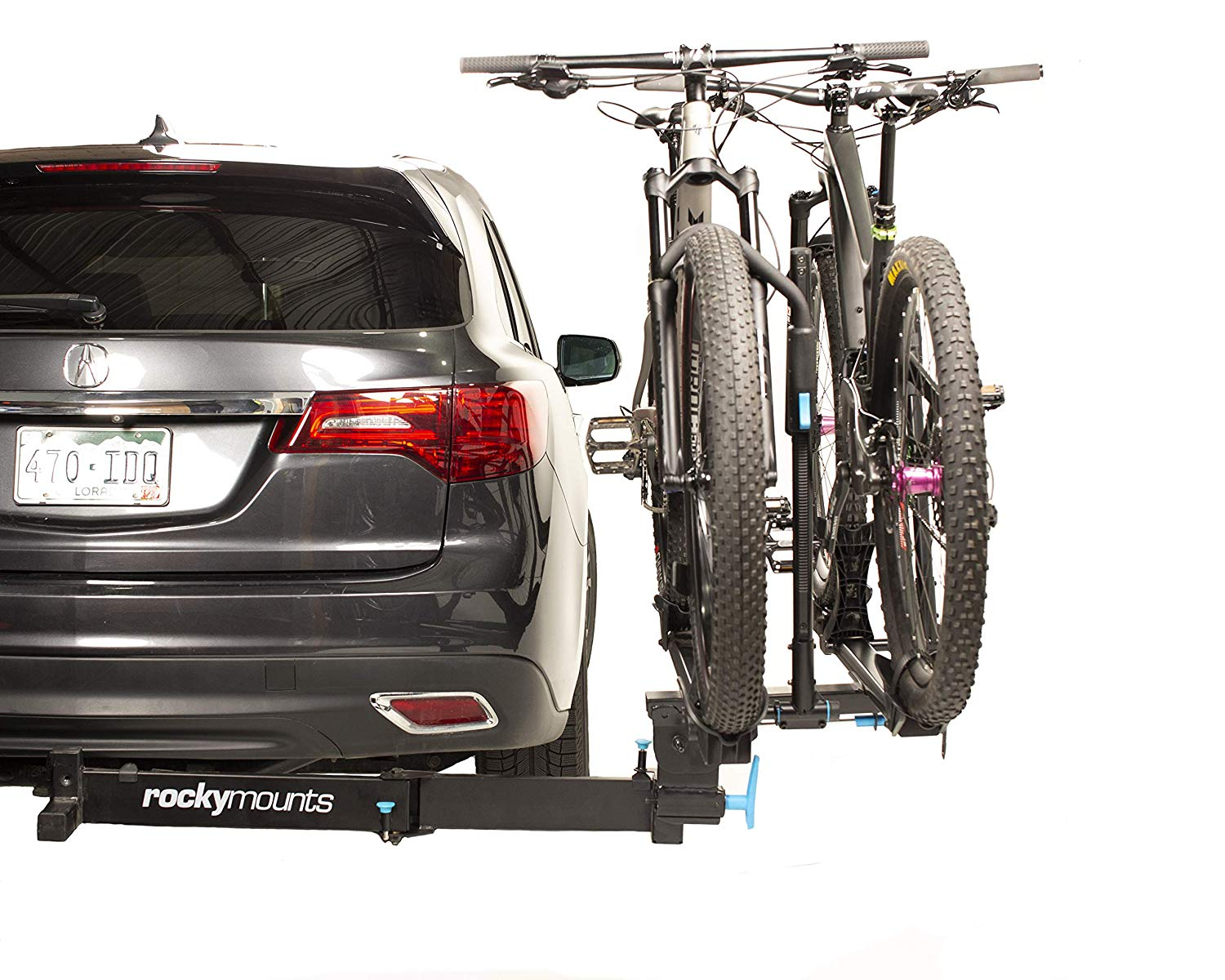 Bike Rack Big W Bike Rack Series Best Swinging Hitch Racks Mtbr