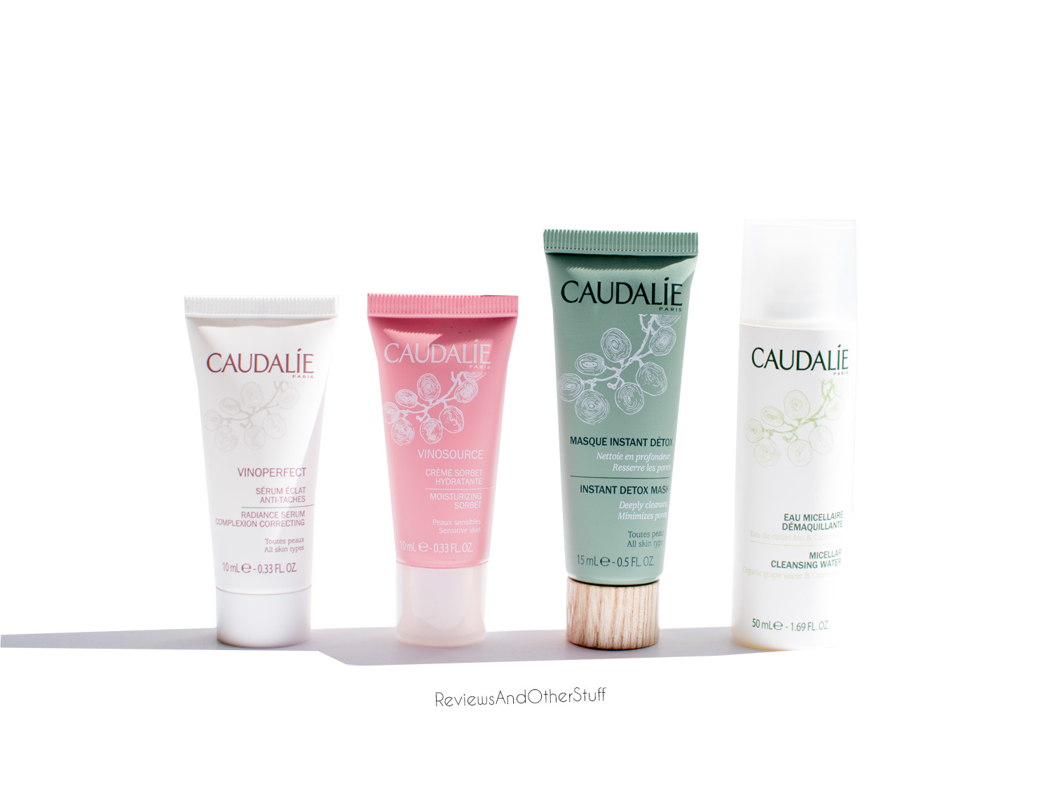 French Products Sephora Beauty Insider 500 Points Caudalie French